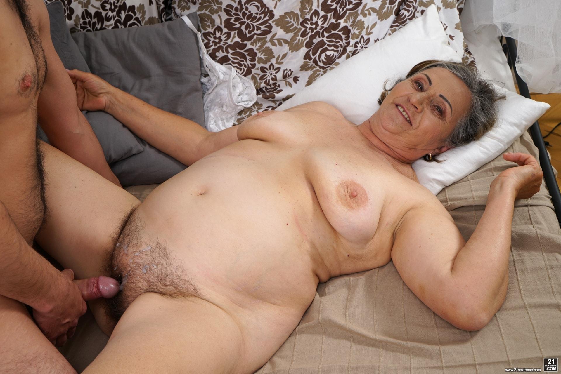 Horny Hairy Lesbians